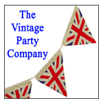 Vintage Party Company logo